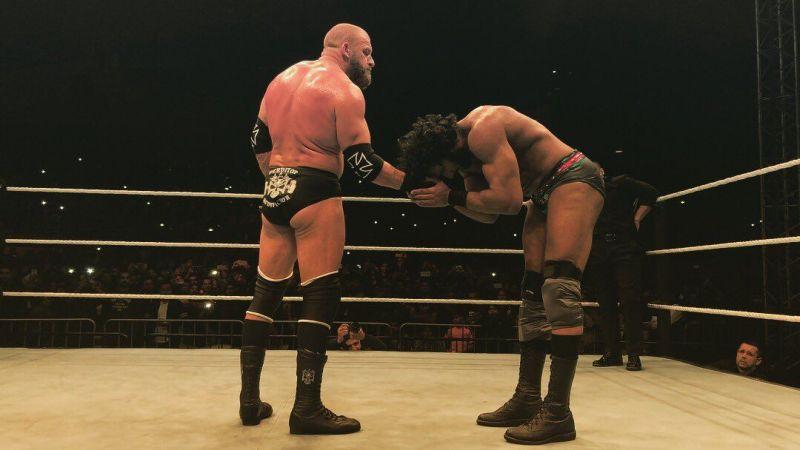PHOTOS: WWE के भारत दौरे की इन तस्वीरों को देखकर आप भी बोल पड़ेंगे 'वाह'