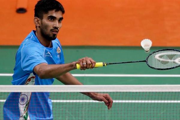 बैडमिंटन : दुबई सुपरसीरीज में श्रीकांत की एक और हार 5