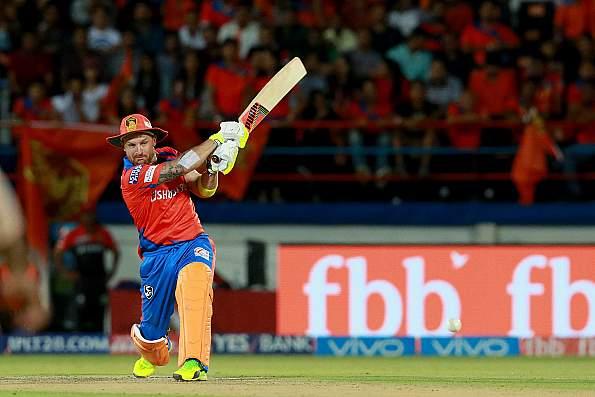 पिछले 2 साल आईपीएल टीम गुजरात लायंस से खेलने के बाद अब अगले 2 साल के लिए मैकुलम ने चुनी यह टीम 45