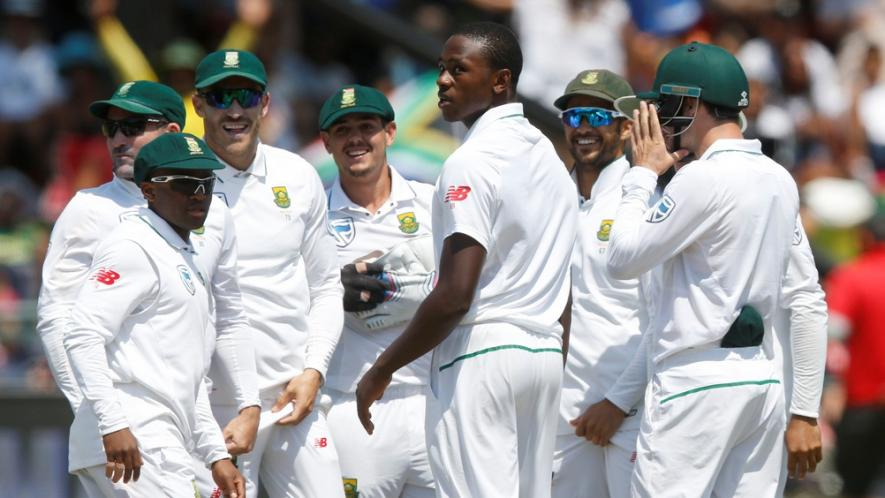 पोर्ट एलिजाबेथ टेस्ट : मोर्केल ने जिम्बाब्वे को बैकफुट पर धकेला