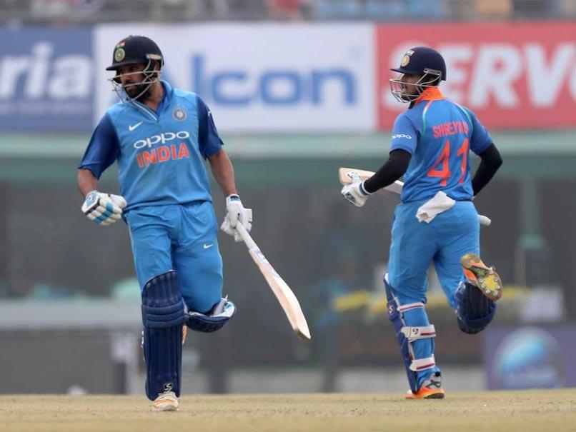 श्रेयस अय्यर ने रोहित शर्मा के दोहरें शतक पर दिया बड़ा बयान बताया क्या हुई थी बल्लेबाजी करते वक्त दोनों के बिच बात