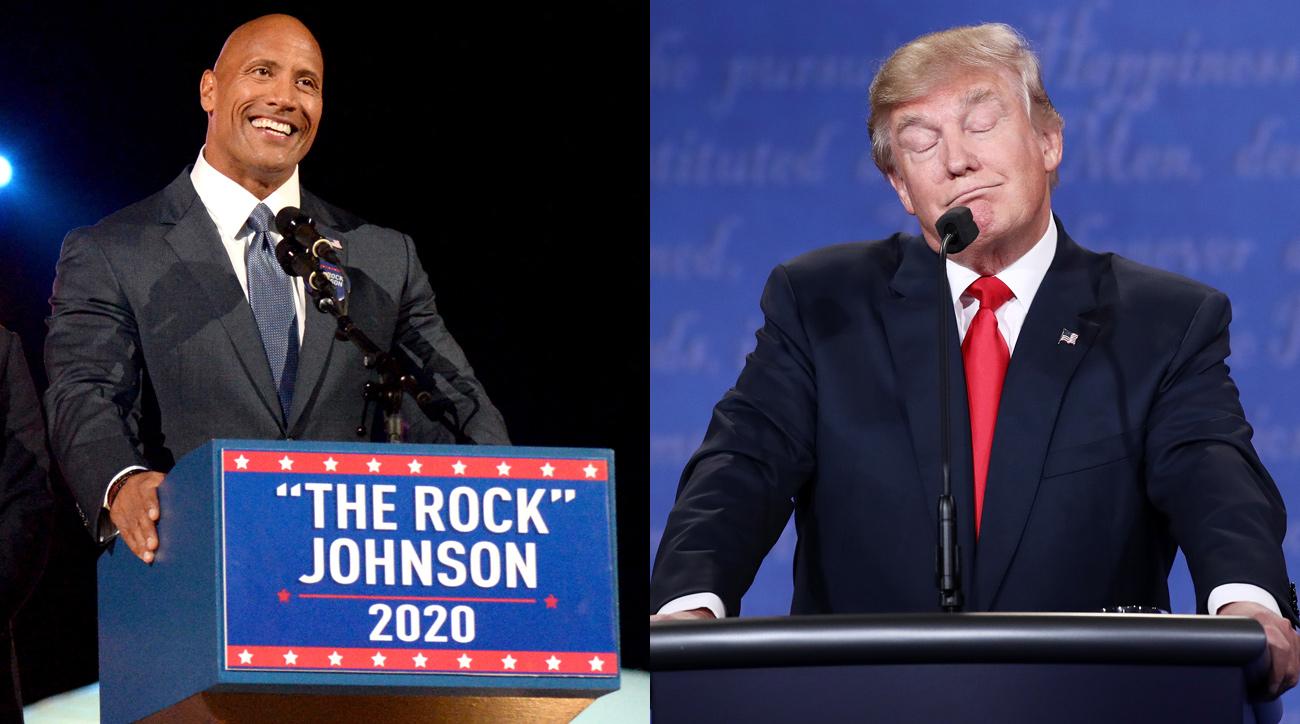 CONFORMED:  2020 में अमेरिका में होने वाले राष्ट्पति चुनाव में मैदान में उतरेगा यह दिग्गज WWE रेसलर, खुद किया पुष्टि