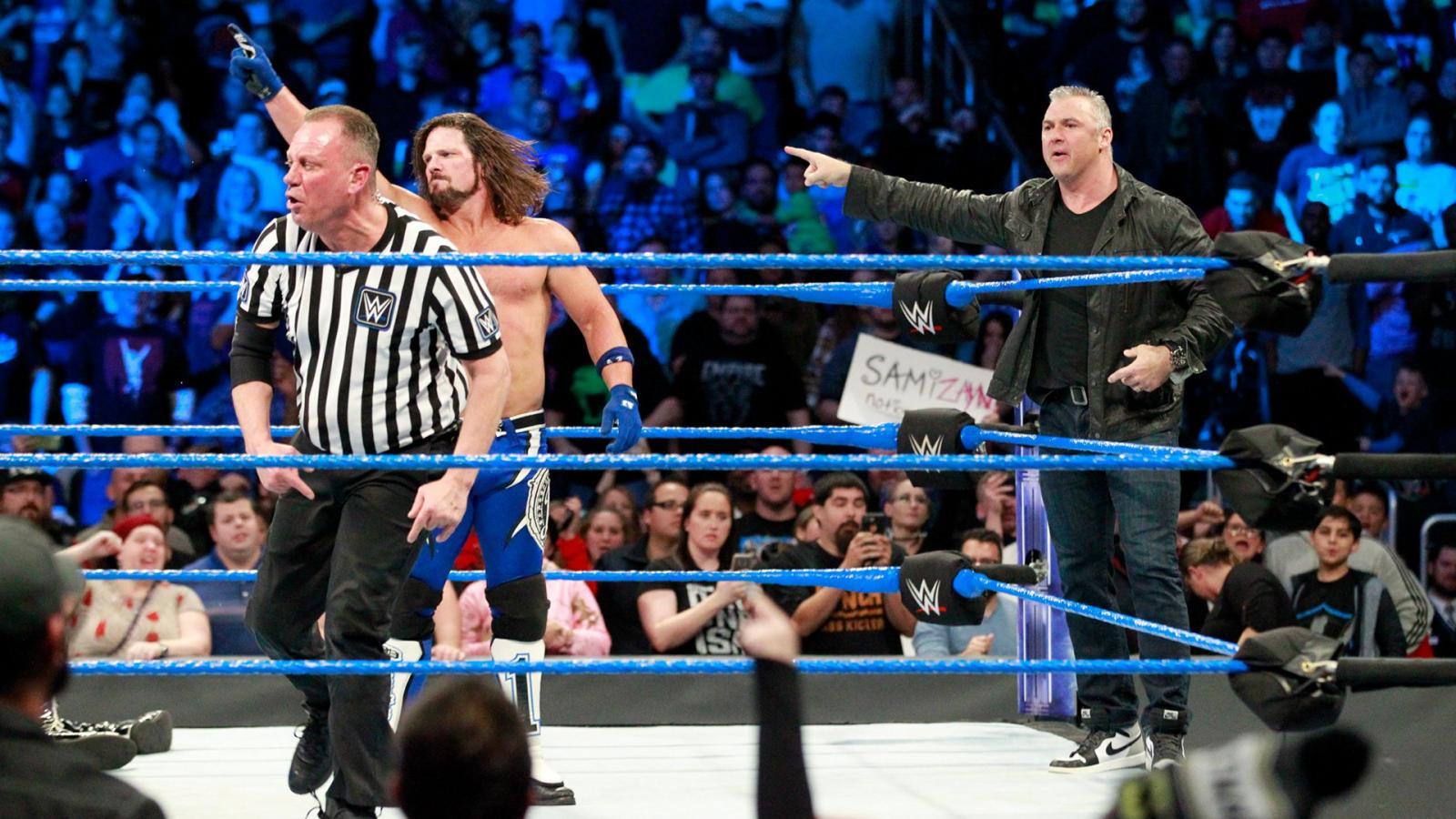 WWE RAW RESULTS 3 जनवरी 2018: ये रहे स्मैकडाउन में हुए सभी मैचो के रिजल्ट्स