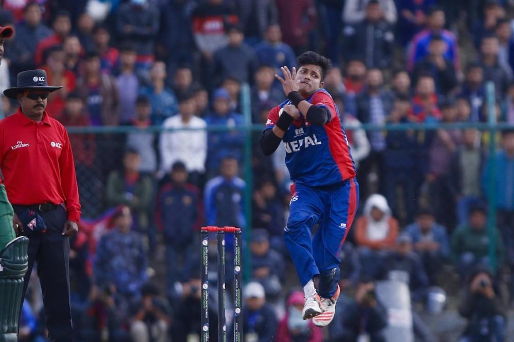 दिल्ली के सीईओ ने खोला राज बताया क्यों नेपाली क्रिकेटर संदीप लामिचाने को किया अपनी टीम में शामिल