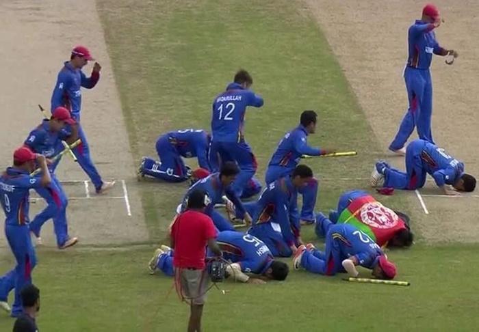 U 19 WC: पाकिस्तान को पटखनी देने वाली अफगानिस्तान टीम ने जीता एक और मैच,इस युवा ने निभाया अहम रोल