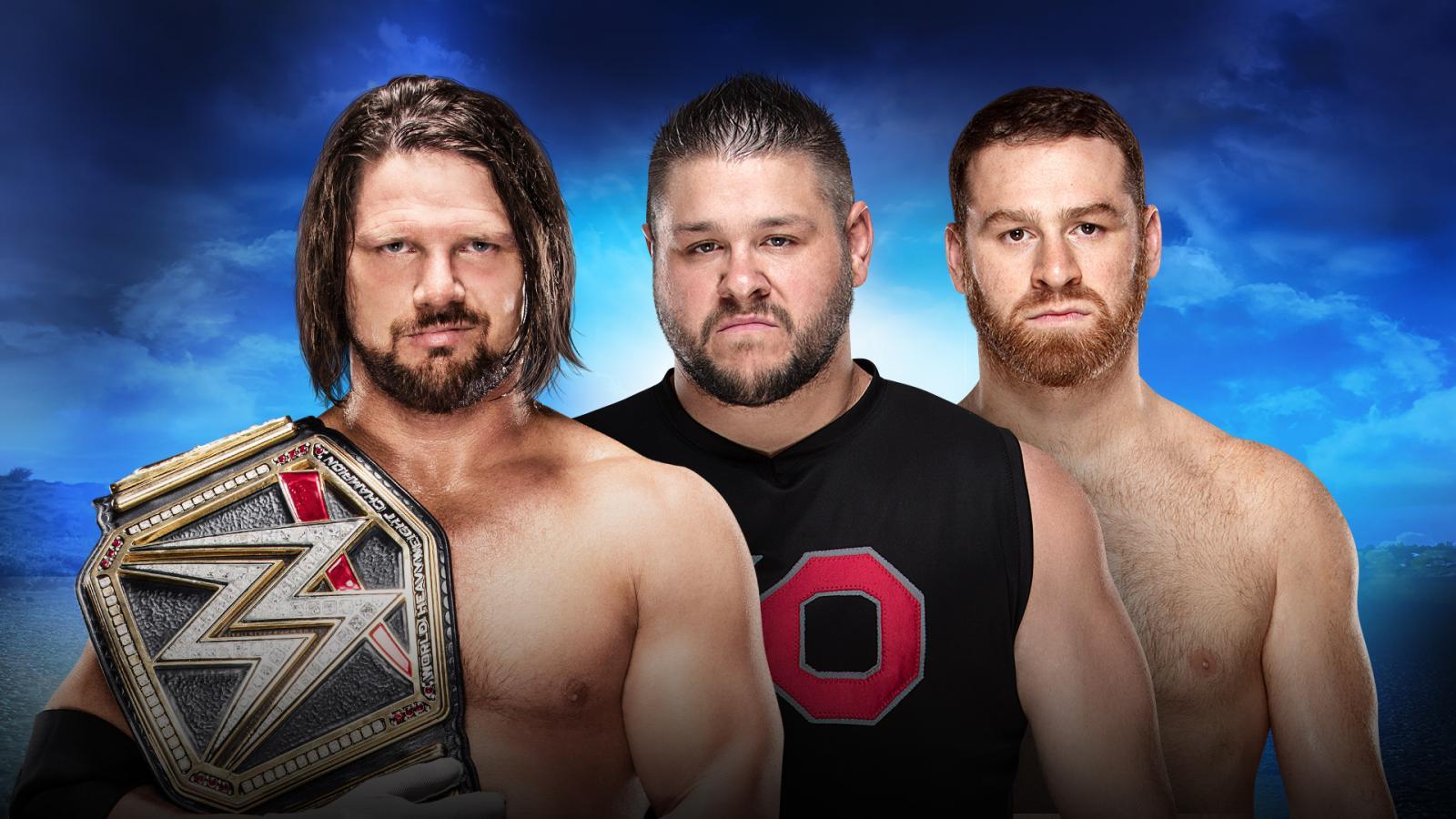 ROYAL RUMBLE 2018 RESULT: क्या एजे स्टाइल्स को दो रेस्लरो से एक साथ भिड़ना महँगा पड़ गया, जाने कौन बना नया WWE चैम्पियन 31