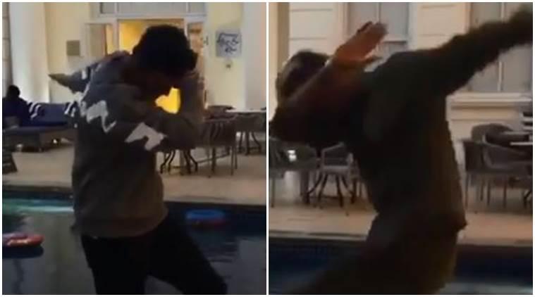 VIDEO: हार्दिक पांड्या और लोकेश राहुल के बीच हुई डैब डांस की प्रतियोगिता, जाने कौन रहा विजेता... 16