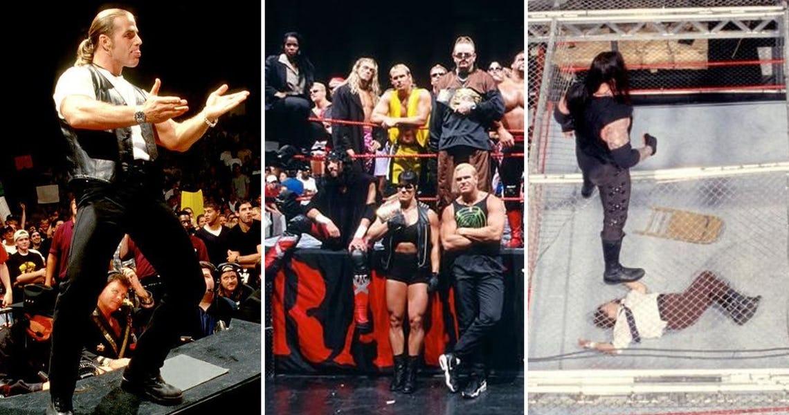 90 के दशक में WWE में होती थी ये शानदार चीजे जिसे आज हर फैन्स याद करके झूम उठता हैं, टॉप पर है यह…