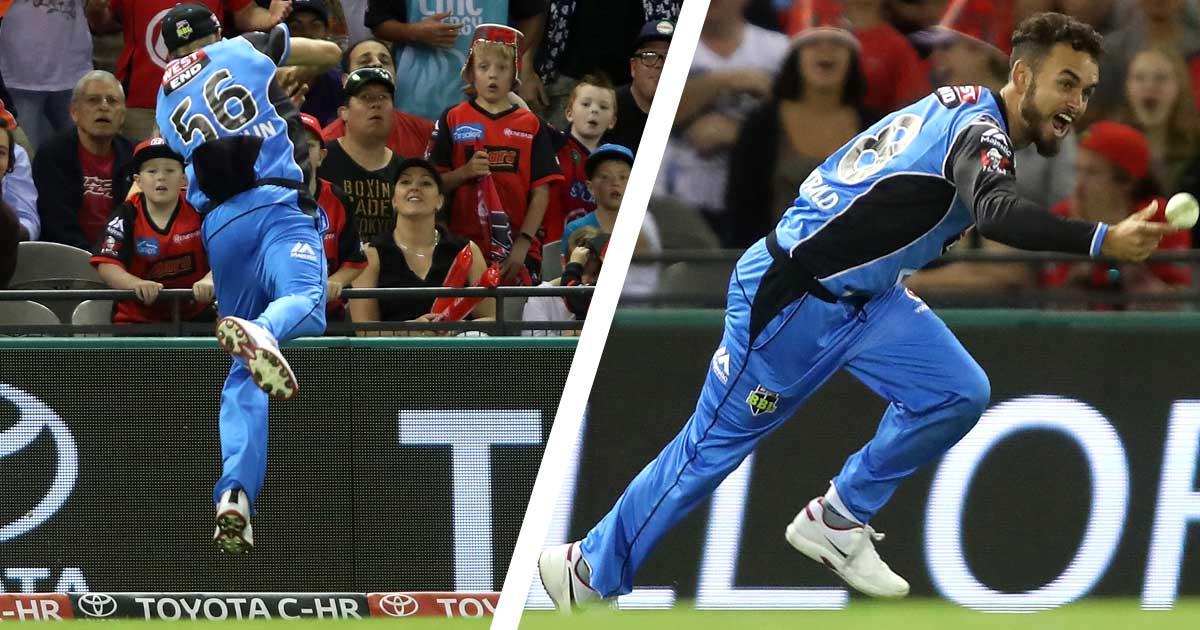 VIDEO: बिग बैश लीग के 15वें ओवर में लिया गया 2018 का सर्वश्रेष्ठ कैच, बल्लेबाज, अम्पायर और दर्शक सब रह गये हैरान 74