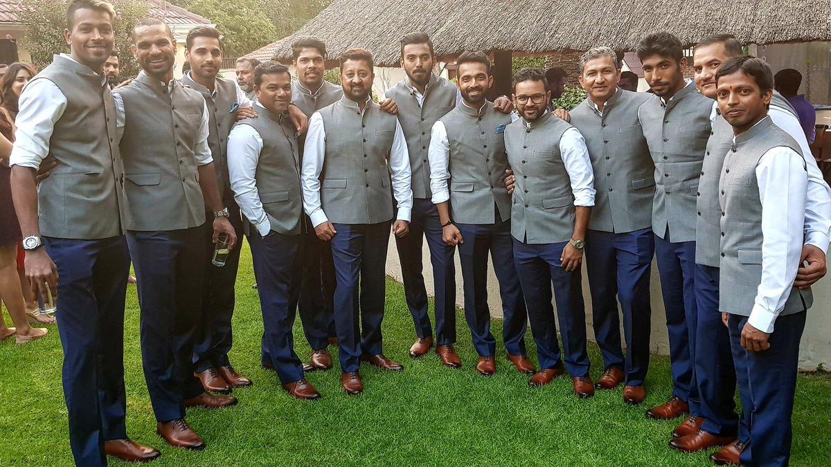 PHOTOS: जोहान्सबर्ग में मिली टीम इंडिया को खास मेहमाननवाजी, इंडिया हाउस में हुआ एक खास प्रोग्राम