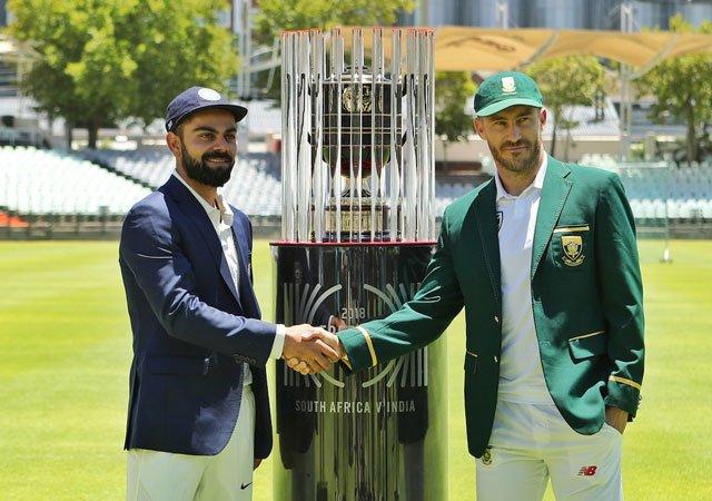 SAvIND: भारत-साउथ अफ्रीका टेस्ट में टूट सकते है ये 6 रिकॉर्ड