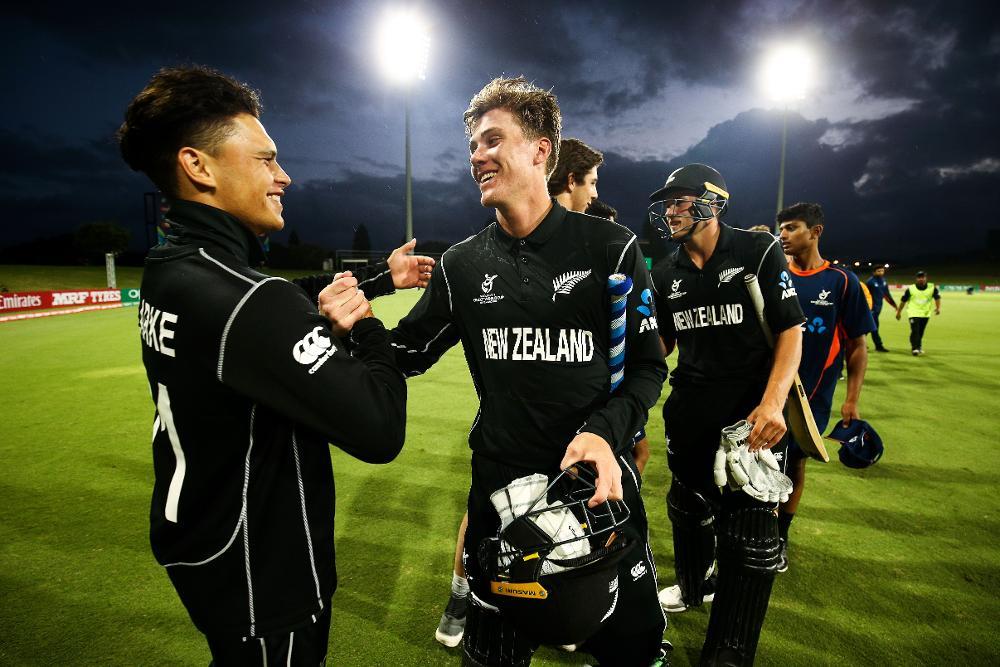 अंडर 19 क्रिकेट इतिहास में किवी टीम ने बनाया दूसरा सबसे बड़ा स्कोर,243 रनों के बड़े अंतर से धूल चटाई इस टीम को