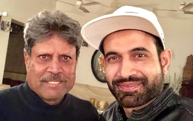 जहीर खान और कपिलदेव को नहीं बल्कि इस तेज गेंदबाज को आज भी अपना आदर्श मानते है इरफान पठान, देखकर नकल की गेंदबाजी 44