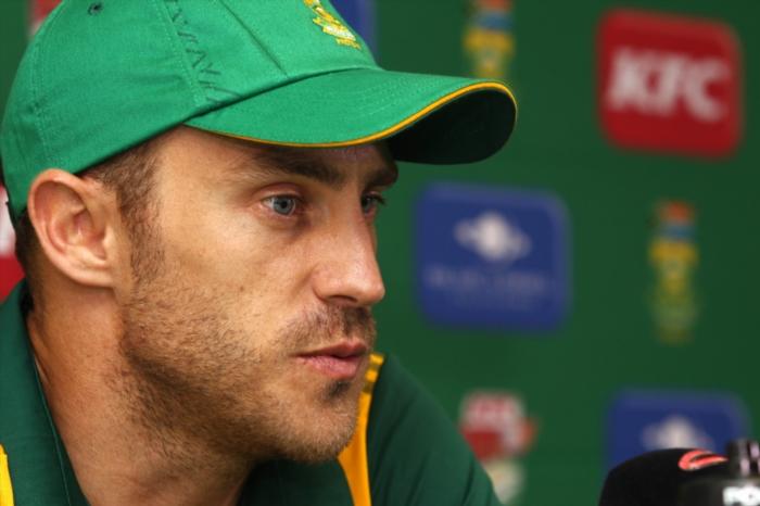कप्तान फाफ ने मैच के बाद जताई निराशा, इन 2 खिलाड़ियों को ठहराया साउथ अफ्रीका की हार का जिम्मेदार