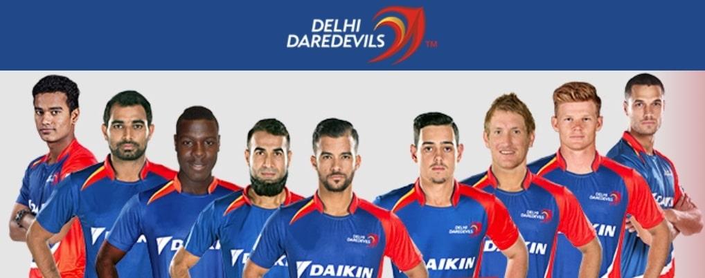 बड़ी खबर: दिल्ली डेयरडेविल्स ने किया इन तीन खिलाड़ियों को रिटेन, चौकाने वाली है क्रिस मोरिस को मिलने वाली कीमत