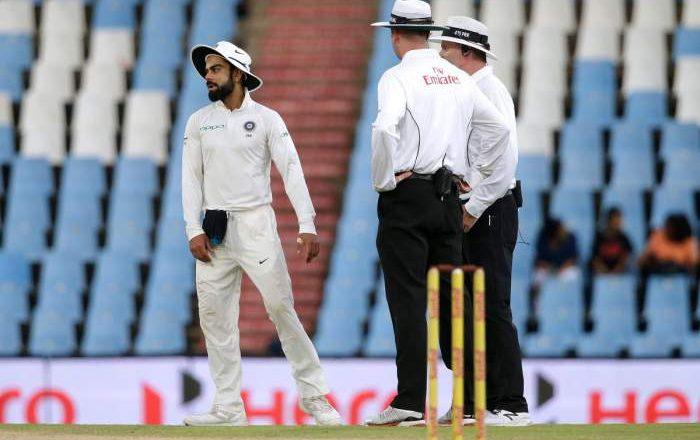कप्तान कोहली पर लगा जुर्माना, दोबारा की गलती तो टीम से होना पड़ेगा बाहर