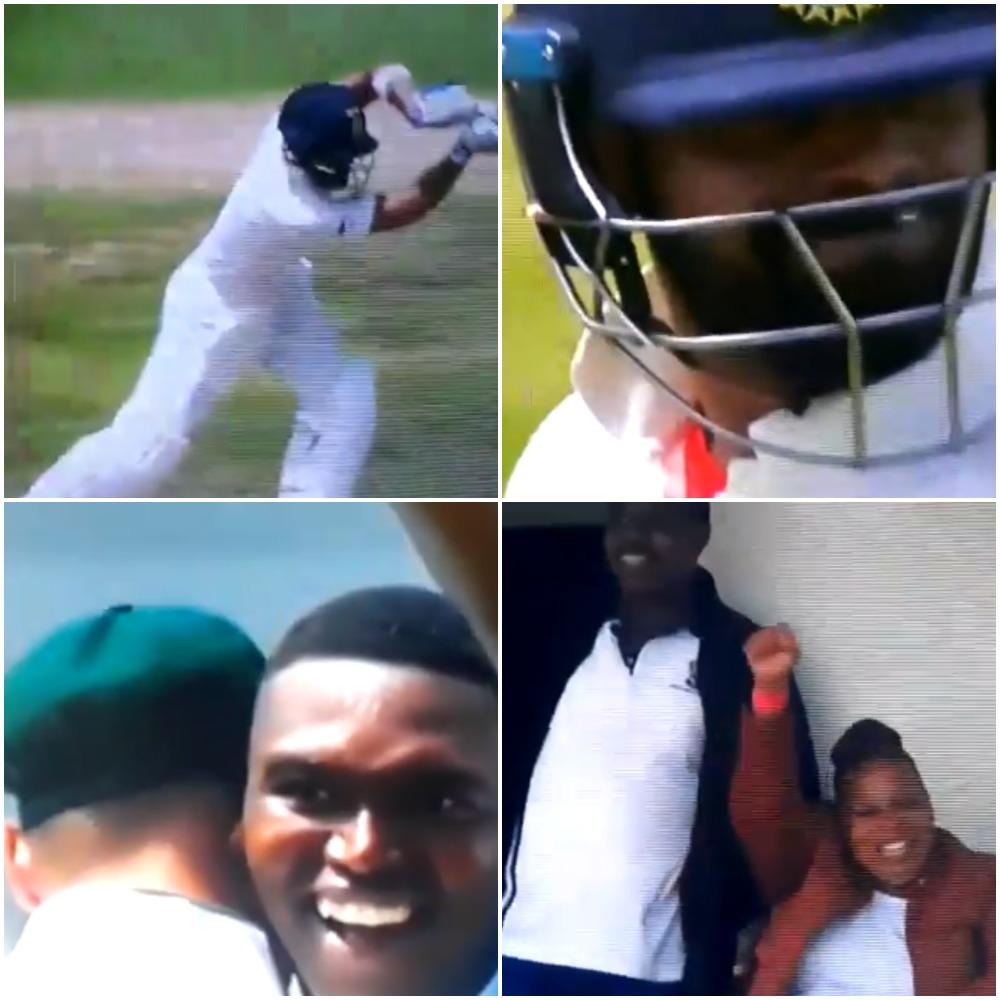 वीडियो : 42.4 ओवर में जब लुंगी नागीदी ने लिया विराट का विकेट, तो विराट हुए गुस्सा लेकिन देखने लायक थी लुंगी के माता-पिता का रिएक्शन