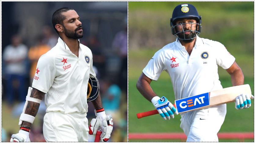 भारत के शेर रोहित और शिखर धवन को बल्लेबाजी में भारत के बाहर गजब का टक्कर दे रहा है भारतीय टीम का यह गेंदबाज