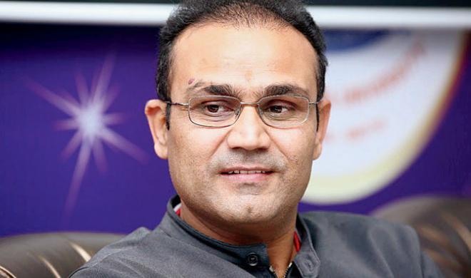 आईपीएल 11: वीरेंद्र सहवाग ने नीलामी से पहले बताया टीम प्लान, इन 2 दिग्गज भारतीय खिलाड़ियों को कोई भी कीमत चुकाकर खरीदेगा पंजाब