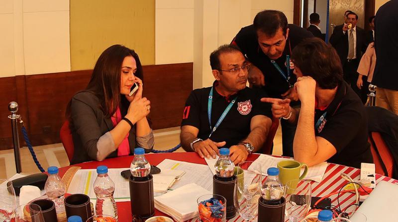 प्रीति जिंटा से किंग्स इलेवन पंजाब की कप्तानी लेना चाहता है ये खिलाड़ी, खुद बोला दिल की बात