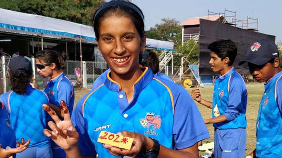भारतीय महिला क्रिकेट टीम की युवा खिलाड़ी जेमिमा रोड्रिग्स को मिला ये ख़ास सम्मान 1