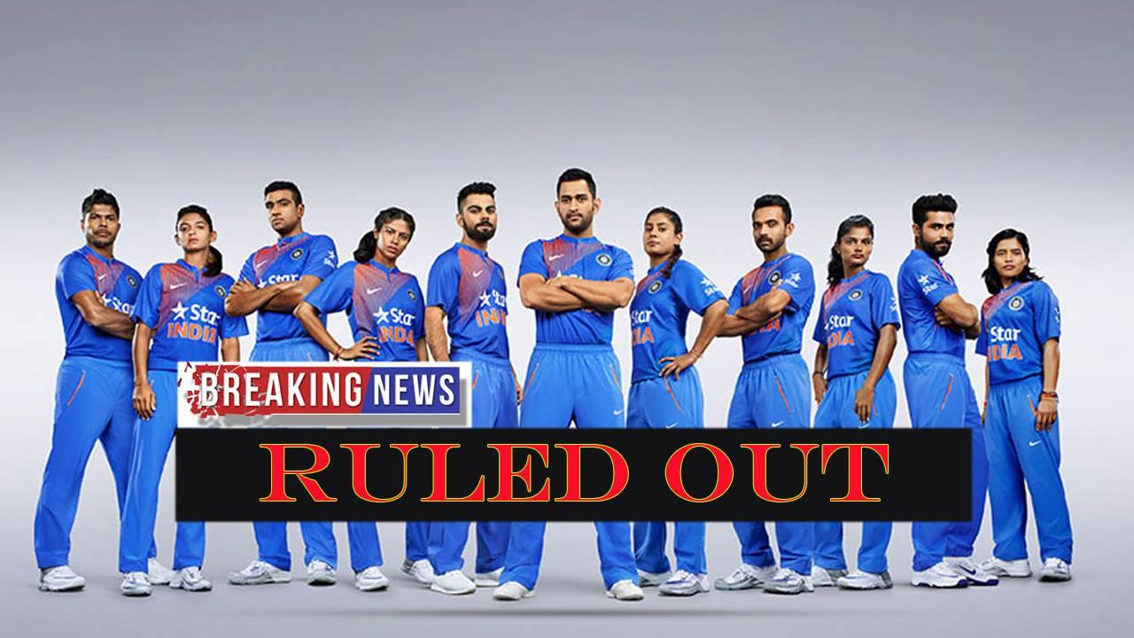 ब्रेकिंग न्यूज़: साउथ अफ्रीका के खिलाफ खेले जाने वाली टी-20 सीरीज यह दिग्गज भारतीय खिलाड़ी बाहर 63