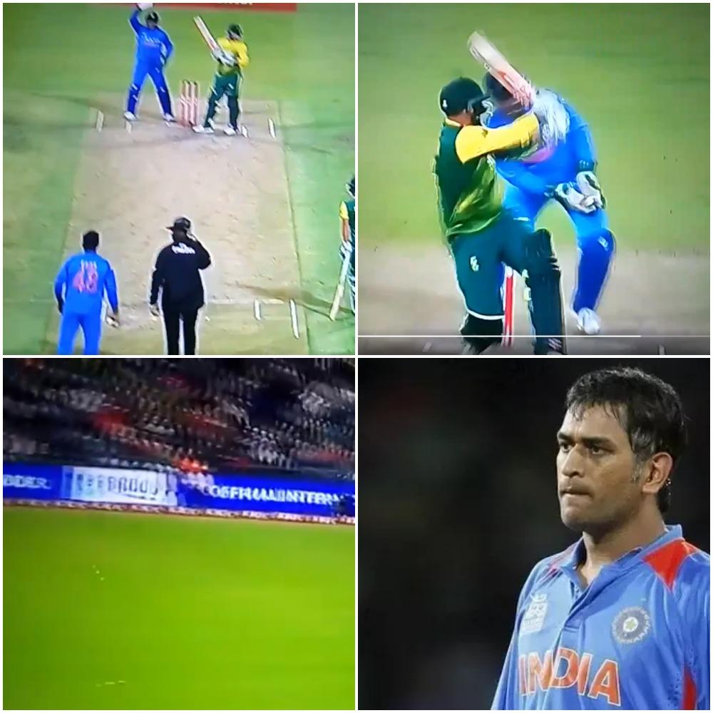 VIDEO: 13.5 ओवर में सुरेश रैना ने नहीं मानी विकेट के पीछे खड़े माही की बात, उसके बाद रैना का हुआ ऐसा हश्र की भूल गये गेंदबाजी