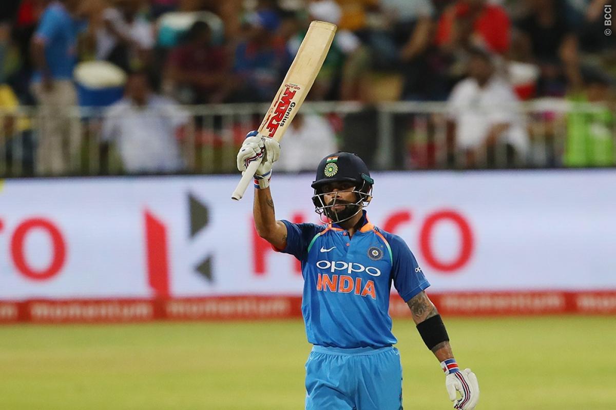 कप्तान कोहली ने शतक को लेकर किया बड़ा खुलासा, वही कुलदीप नही इस खिलाड़ी की वजह से ज्यादा खुश है कोहली