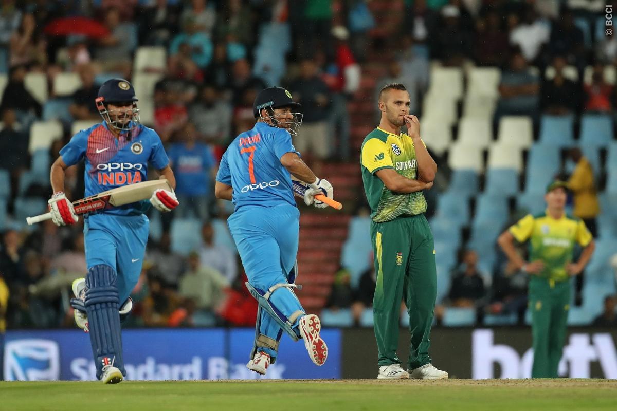 STATS: सेंचुरियन में खूब चला मनीष पाण्डेय, धोनी और क्लासें का बल्ला मैच में बने कुल 14 ऐतिहासिक रिकार्ड्स 47