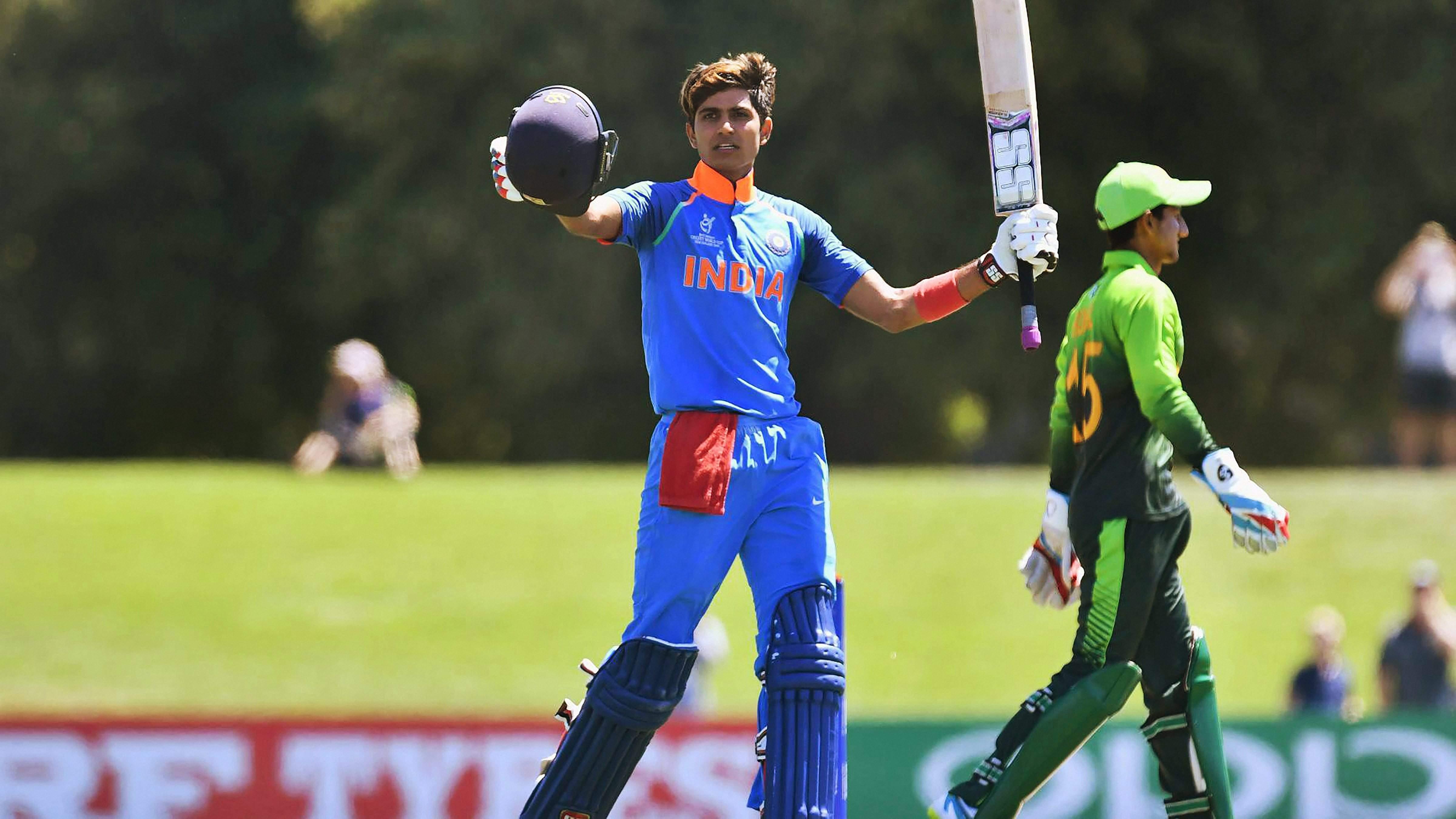 IPL 2018: कोहली,धोनी नहीं बल्कि इस लीजेण्ड को बताया शुभमन गिल ने अपना प्रेरणास्त्रोत तो राहुल द्रविड़ पर कह दी यह बड़ी बात 16