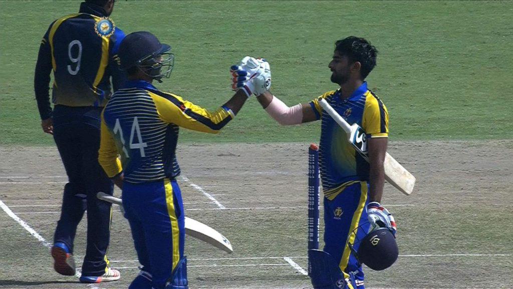 विजय हजारे ट्रॉफी- कर्नाटक और सौराष्ट्र के बीच दिखी कांटे की टक्कर, इस राज्य ने जमाया फाइनल जीत ट्राफी पर कब्जा 2
