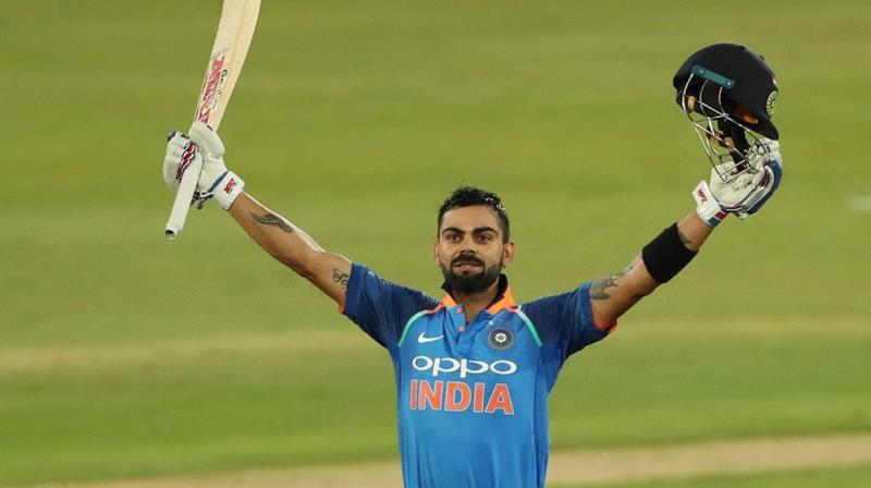 SAvIND: 1st T20I: सिर्फ 44 रन बनाने के साथ यह विश्व कीर्तिमान स्थापित करने वाले देश के इकलौते खिलाड़ी बन जायेगे विराट कोहली 87