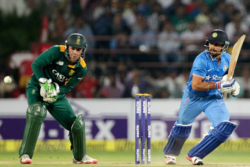 बड़ी खबर: भारत और अफ्रीका के बीच चल रहे वनडे सीरीज के बाकी 3 मैचो के लिए चुनी गयी टीम, इस दिग्गज खिलाड़ी की हुई एक बार फिर टीम में वापसी 35