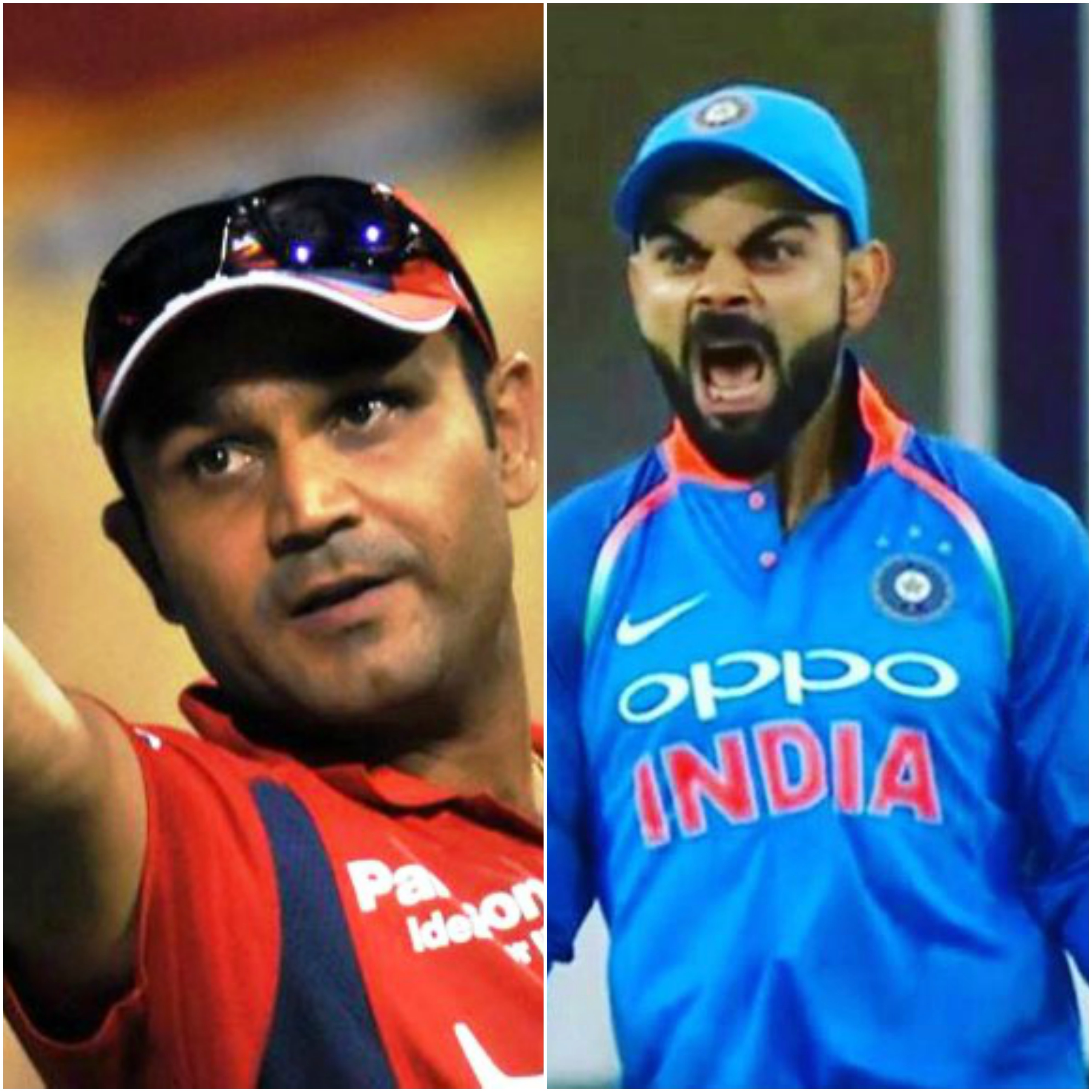 Virender Sehwag says the day bowler stops, kohli downfall starts