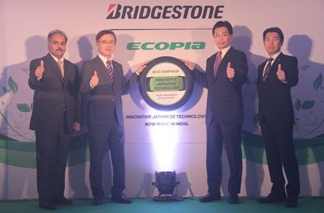 ब्रिजस्टोन इंडिया के 'टीम ब्रिजस्टोन' में 4 नए सदस्य शामिल