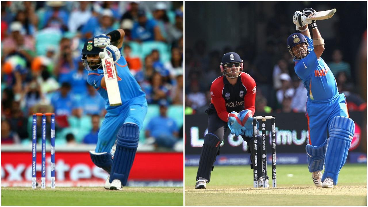 विराट कोहली ने तोड़ा सचिन का यह बड़ा रिकॉर्ड, अब इस मामले में बने दुनिया के नम्बर 1 बल्लेबाज 1