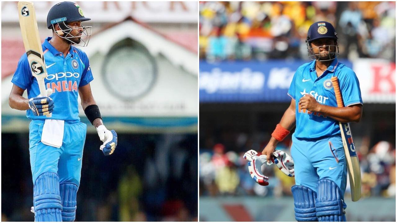 आंकड़े: टी-20 इंटरनेशनल क्रिकेट में हार्दिक पांड्या और सुरेश रैना में से कौन है बेहतर? आंकड़े कर रहे है सब बयाँ 38