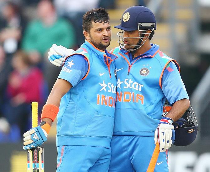 रिकॉर्ड: भारतीय टीम के टी-20 स्टार बल्लेबाज सुरेश रैना ने इस मामले में महेन्द्र सिंह धोनी को भी छोड़ा पीछे 36