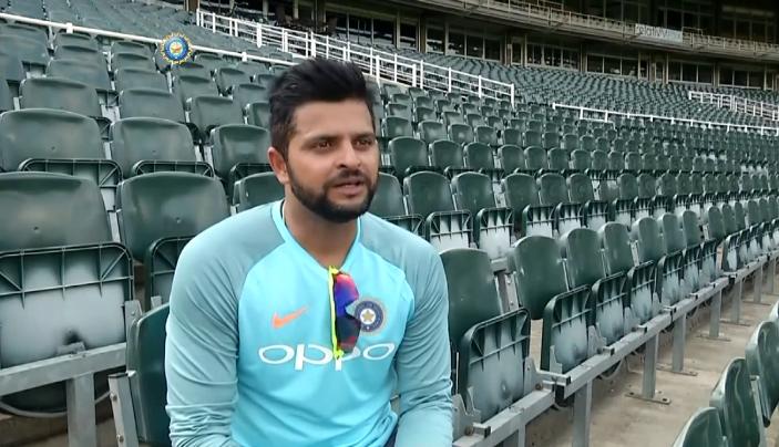 साउथ अफ्रीका में टी-20 सीरीज में शानदार प्रदर्शन करने के बाद प्रसंशको के लिए सुरेश रैना ने किया ये भावुक ट्वीट 10