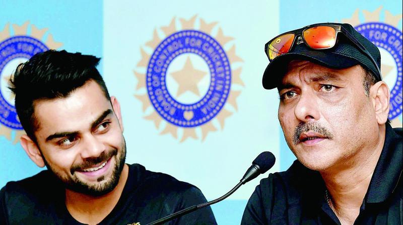 कोच बनते ही रवि शास्त्री ने खत्म की नंबर 4 की समस्या, ढूढ़ निकाला सबसे बेहतर बल्लेबाज
