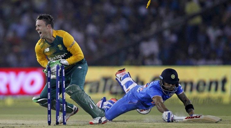 BREAKING:साउथ अफ्रीका के खिलाफ खेली जाने वाली आखिरी टी20 मैच के समय में हुआ बदलाव,अब इतने बजे देख सकेंगे आप 25