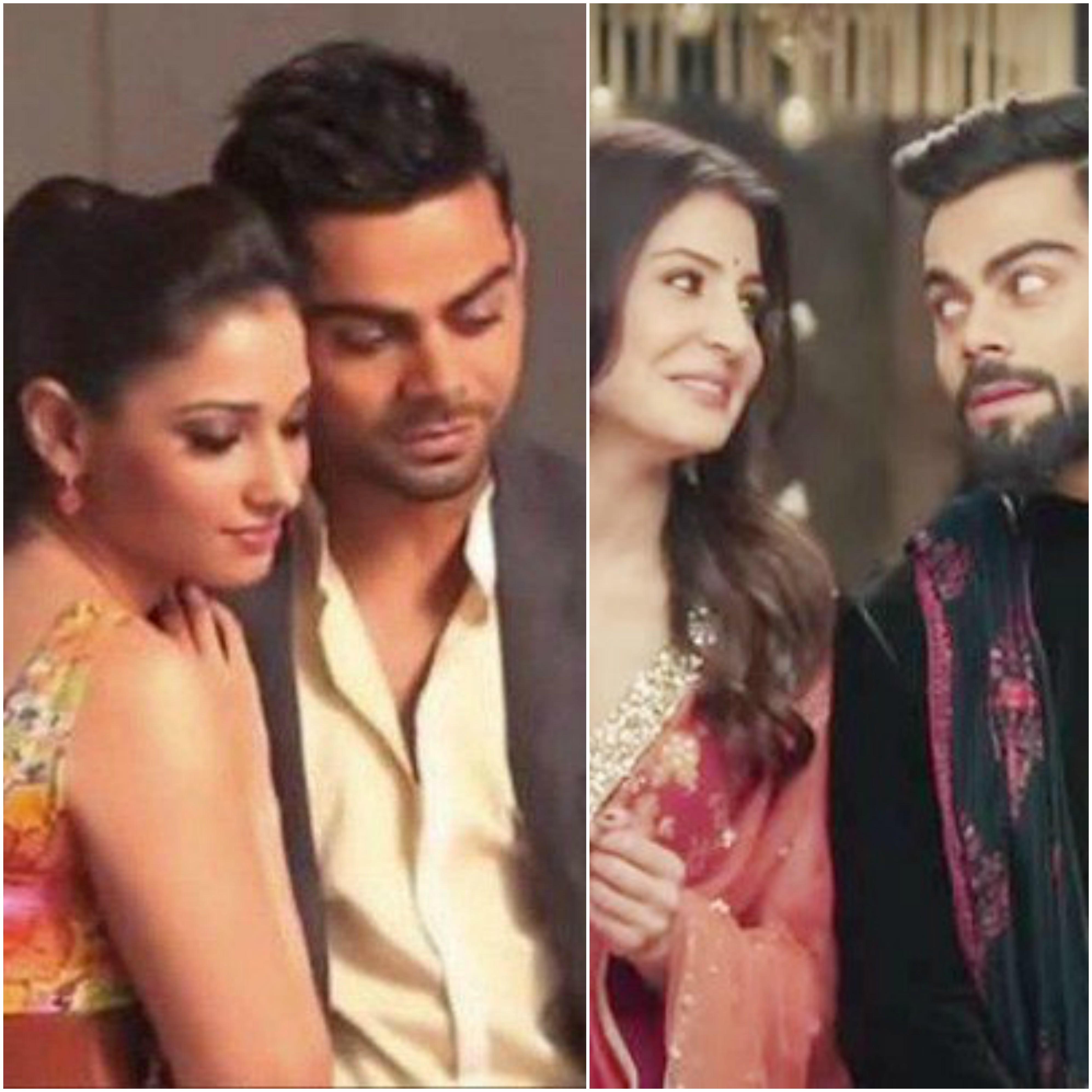 शादी के पहले था इस बॉलीवुड अभिनेत्री के साथ कोहली का विराट कनेक्शन, अब शादी के बाद भी हो रही है दोनों की चर्चा, नाम जान अनुष्का हो सकती है दुखी
