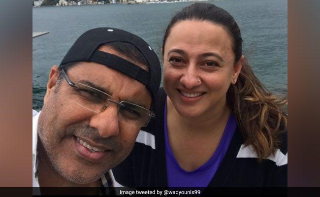 पाकिस्तान के दिग्गज क्रिकेटर वकार यूनिस के उनकी पत्नी को दी शादी की सालगिरह पर बधाई लेकिन पत्नी हुई इस बात को लेकर नाजार 26