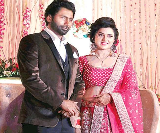 PHOTOS: गुपचुप तरीके से शादी के बंधन में बंधा यह भारतीय खिलाड़ी ग्रैंड रिसेप्शन की तस्वीरे आई सामने, पत्नी है बेहद खुबसूरत 2