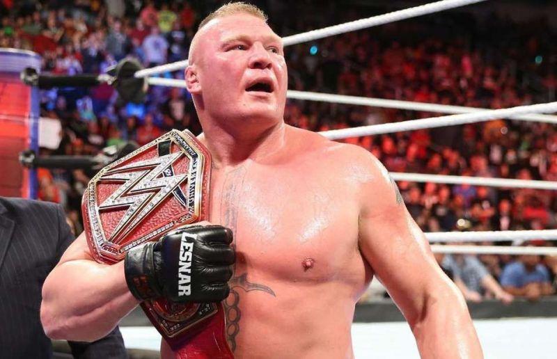 ब्रोक लेसनर को रेसलमेनिया 34 के बाद इन वजहों से छोड़ देनी चाहिए WWE 42