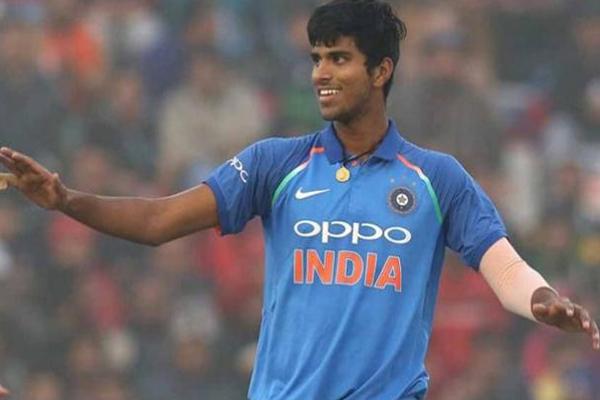 रोहित शर्मा नहीं इस खिलाड़ी को युवा गेंदबाज वॉशिंगटन सुंदर ने दिया दूसरा मैच जीताने का श्रेय