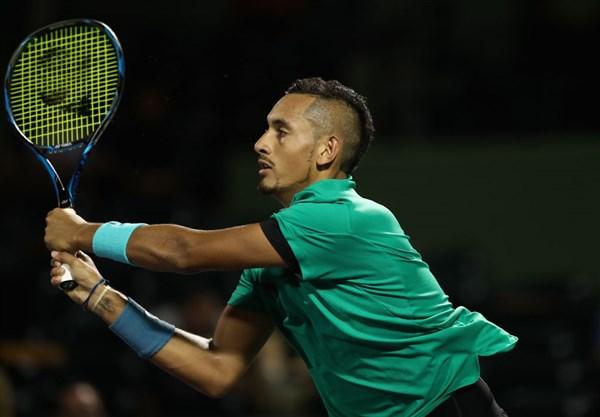 टेनिस : ज्वेरेव ने किर्गियोस को मियामी ओपन से बाहर किया