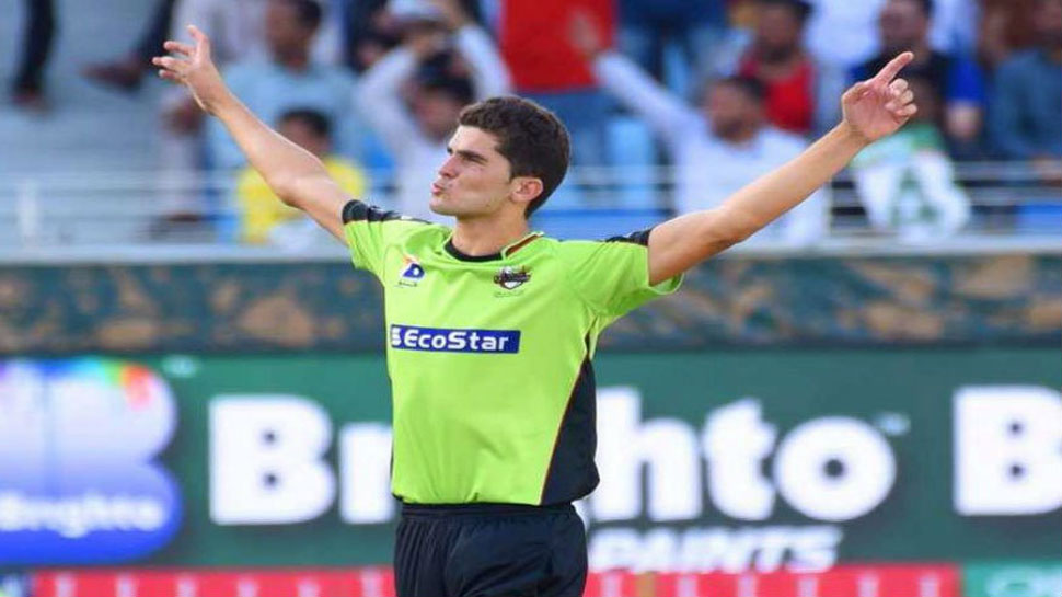 U-19 विश्व कप में जलवा बिखरने वाले युवा तेज गेंदबाज शाहीन अफरीदी को मिला इस टी20 लीग में खेलने का प्रस्ताव 2