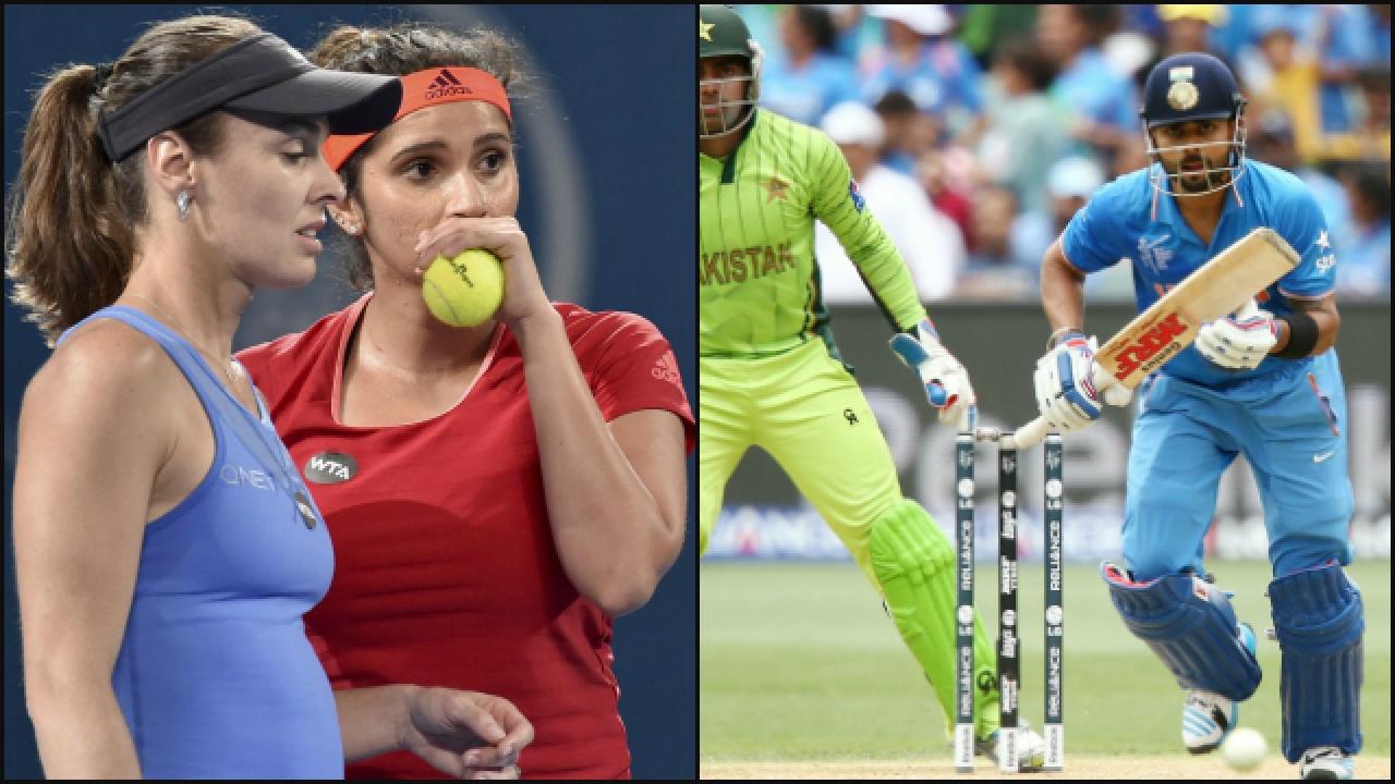 सानिया मिर्जा का चहेता कोहली नहीं बल्कि ये क्रिकेटर है, खुद किया खुलासा 17