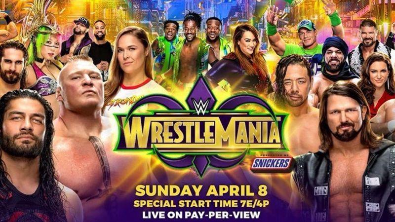 रेसलमेनिया 34 की इन बातों को जानकार WWE के प्रशंसक भी रह जायेंगे हैरान 36